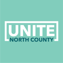 Unite North County Coastal logo