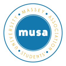 Massey University Students' Association logo