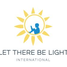 Let There Be Light International logo
