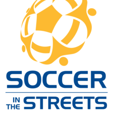 Soccer in the Streets logo