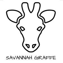 Savannah Giraffe logo