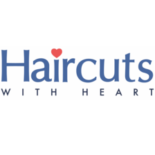 Haircuts with Heart logo