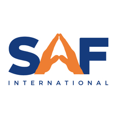 SAF International logo