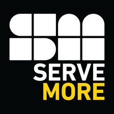 Serve More logo