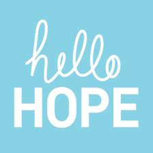 helloHOPE logo