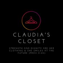 Claudia's Closet logo