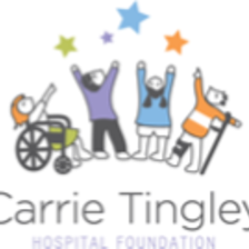 Carrie Tingley Hospital Foundation logo