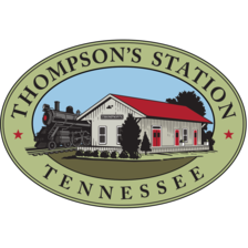 Town of Thompson's Station logo
