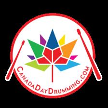 Canadadaydrumming logo