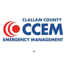 Clallam County Emergency Management logo