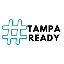 Tampa Ready 3D logo