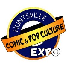Huntsville Comic & Pop Culture Expo logo