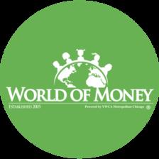 WorldofMoney.org logo