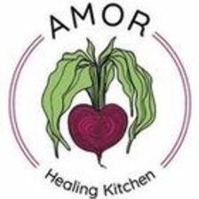 AMOR Healing Kitchen logo