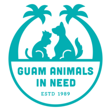 Guam Animals In Need logo