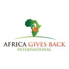 Africa Gives Back International logo