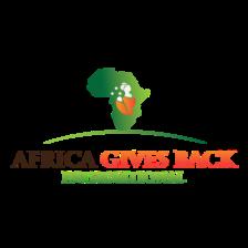 Africa Gives Back International logo
