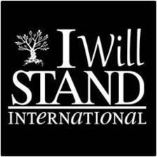 I Will Stand International logo